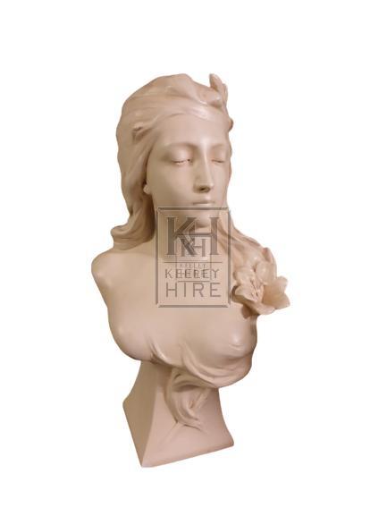 Female bust # 2