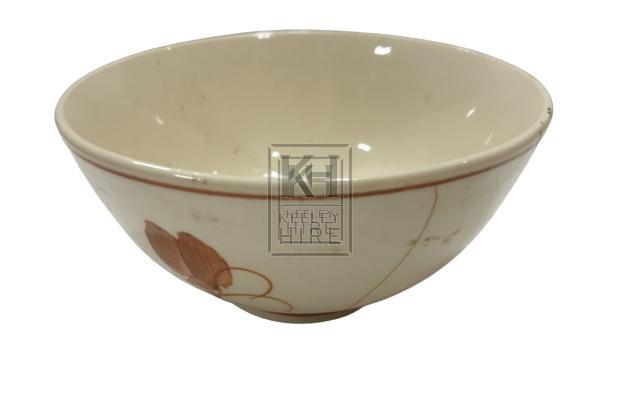 Small ceramic bowl