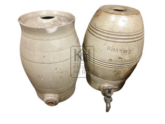 Small china barrel