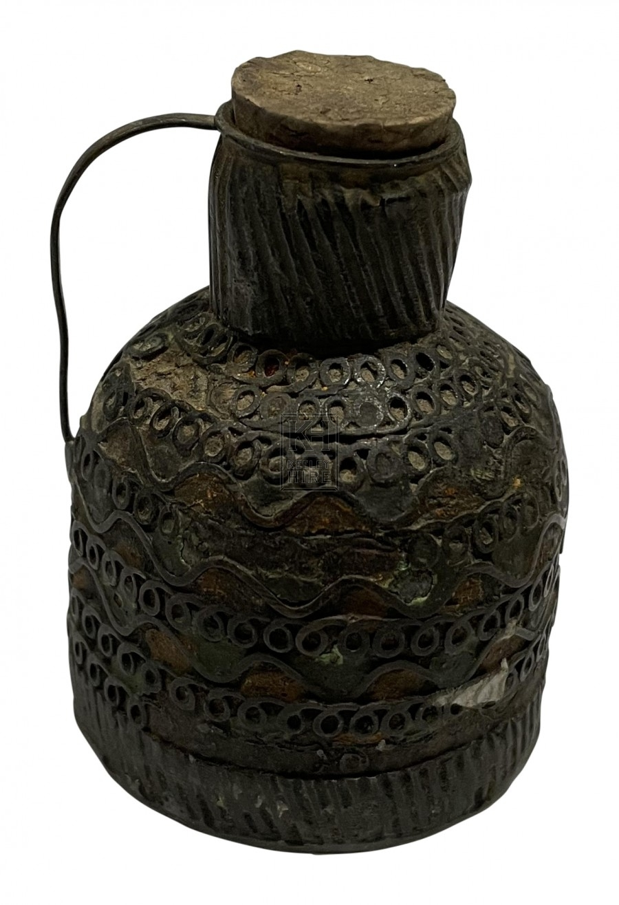Small Potion Bottle with Handle