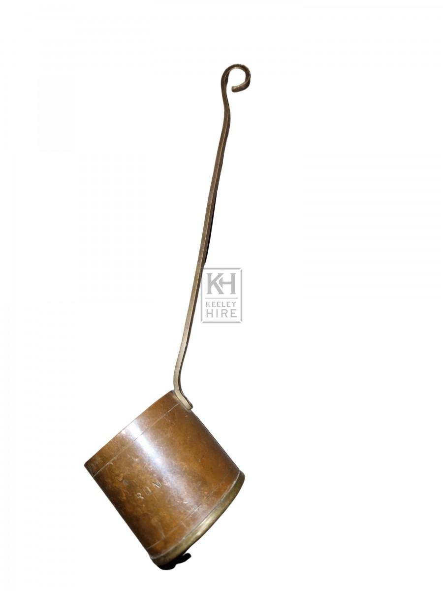Assorted Copper Measures