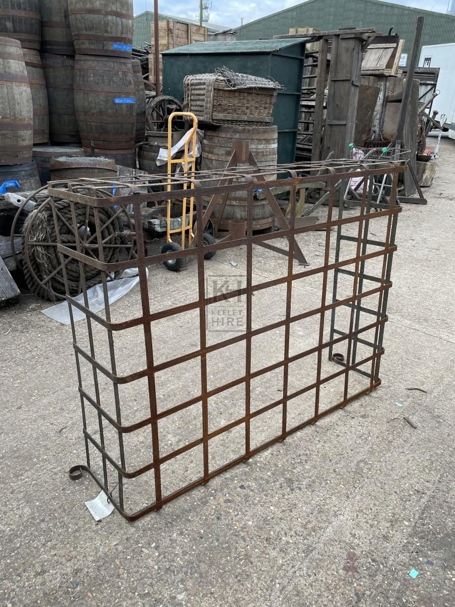 Large Iron Rack