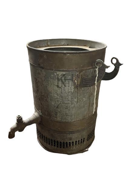 Copper & Metal Water Boiler
