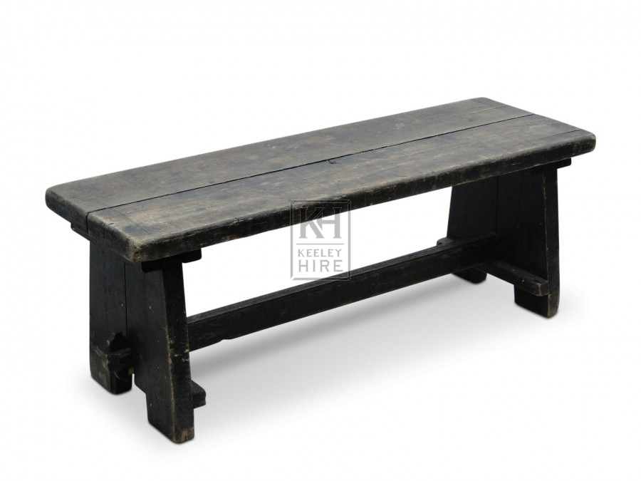 4 ft Wide Top Bench