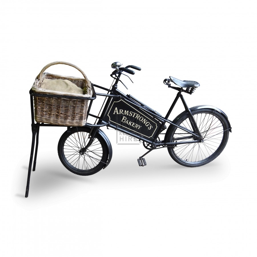 Armstrong Bakery Bicycle