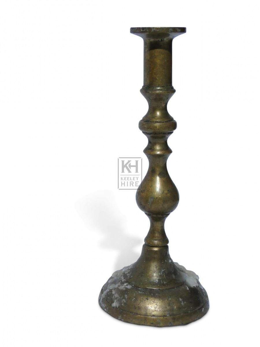 Brass Candlestick #3