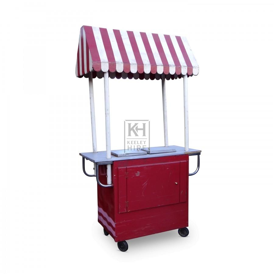 Hot Dog / Burger Cart