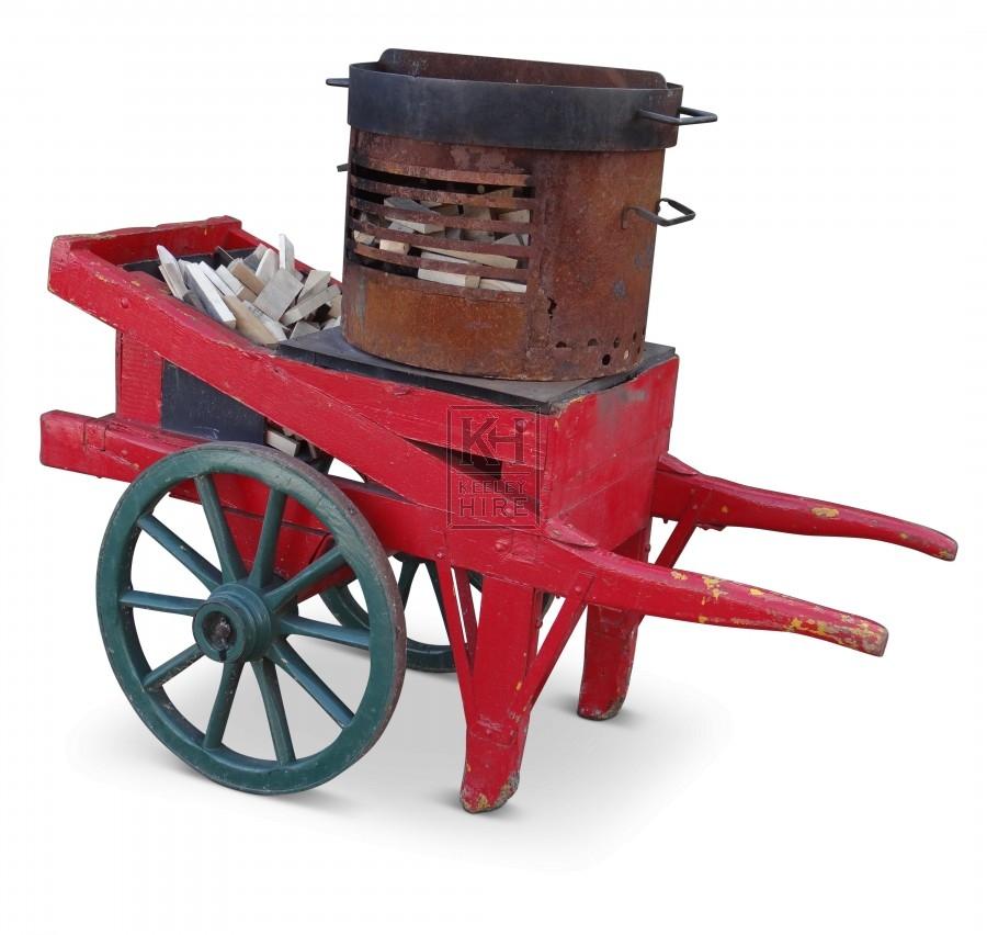 Chestnut Handcart