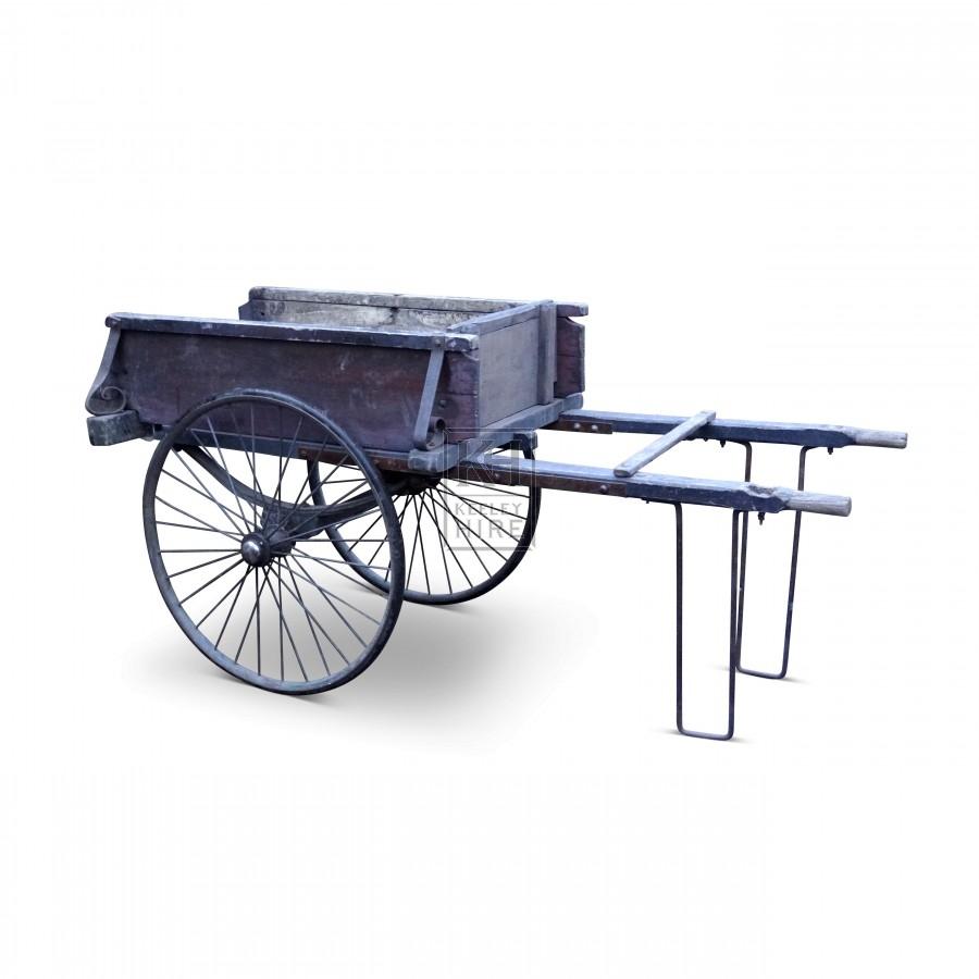 Chimney sweeps cart