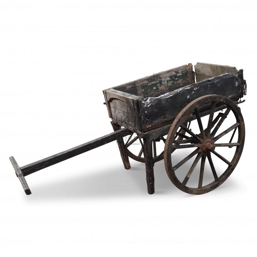 T- Handled Hand Cart