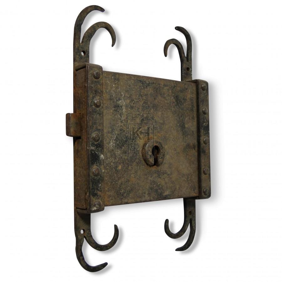 Box Lock no1