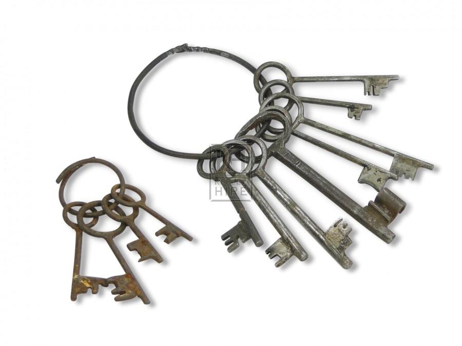Assorted Keys