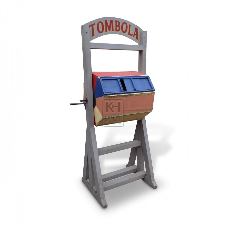Fairground Village Fete Prop Hire » Tombola Stand - Keeley ...  Fairground Vill...