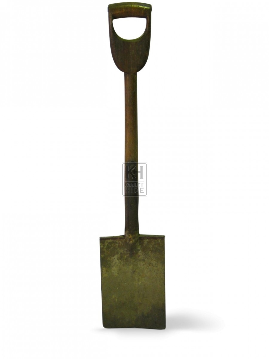 D-Handled Spade