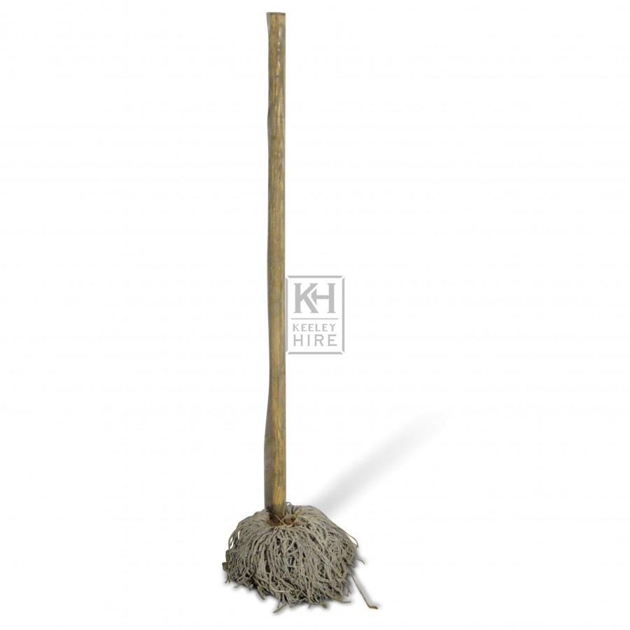 Long Handled Mop