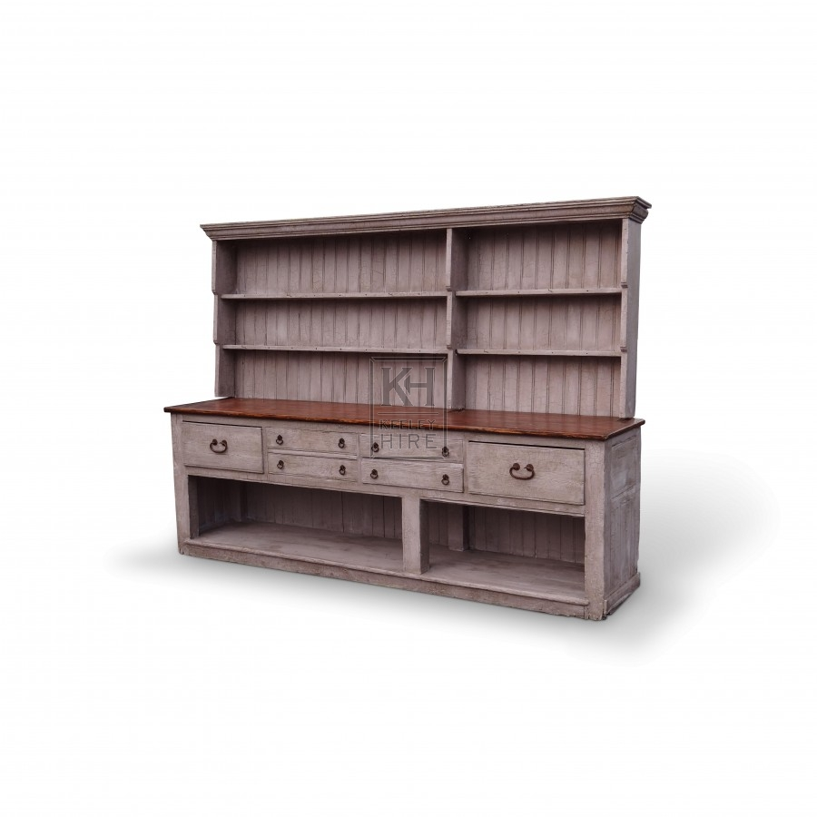 Large Country Dresser