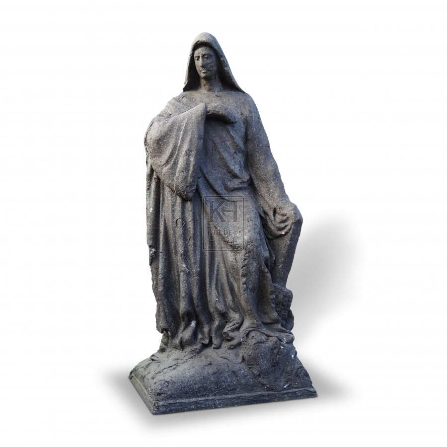 Polystyrene Statue of Mary