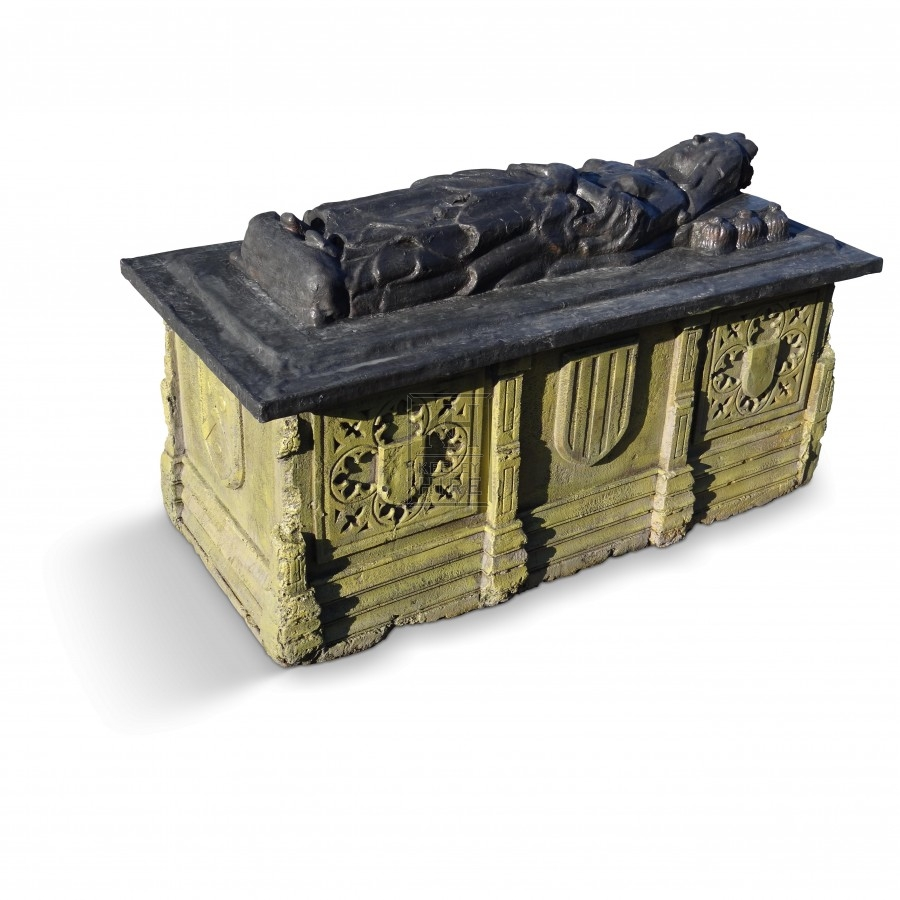 Large Queen Sarcophagus