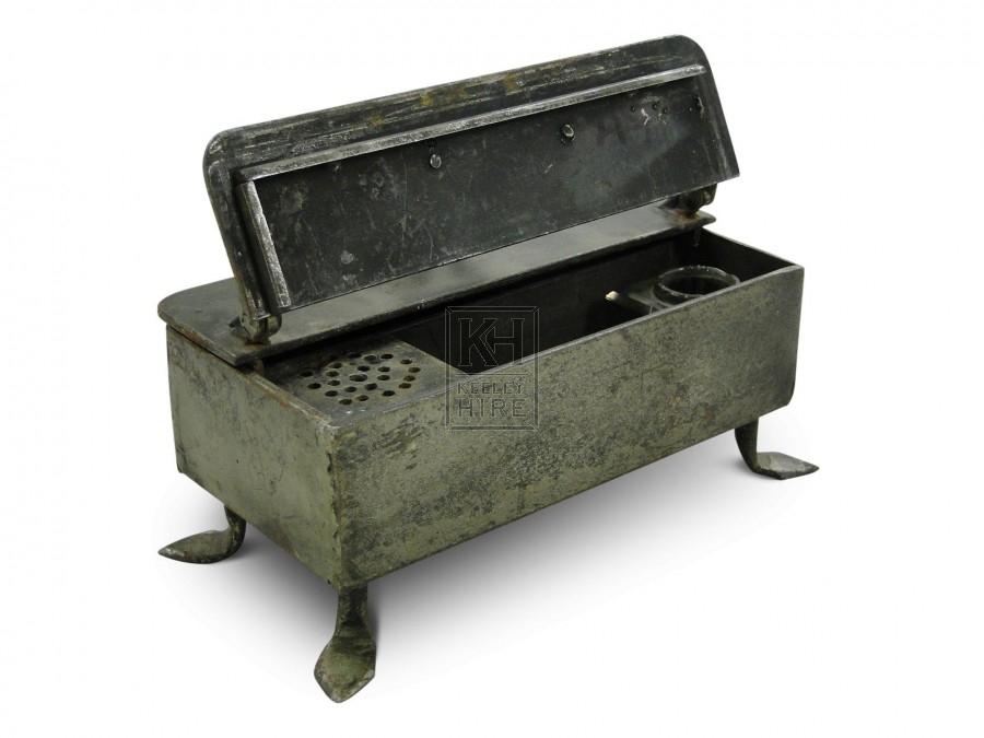 Iron Writing Set