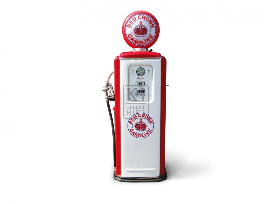 US Petrol Pump
