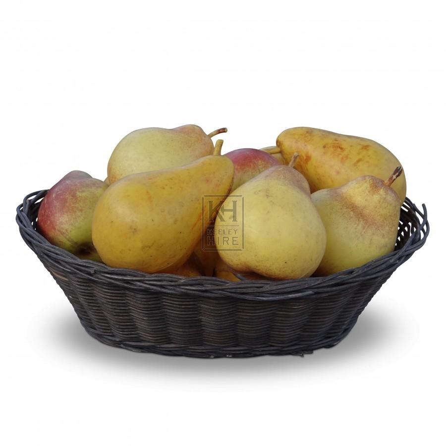Pears - Yellow