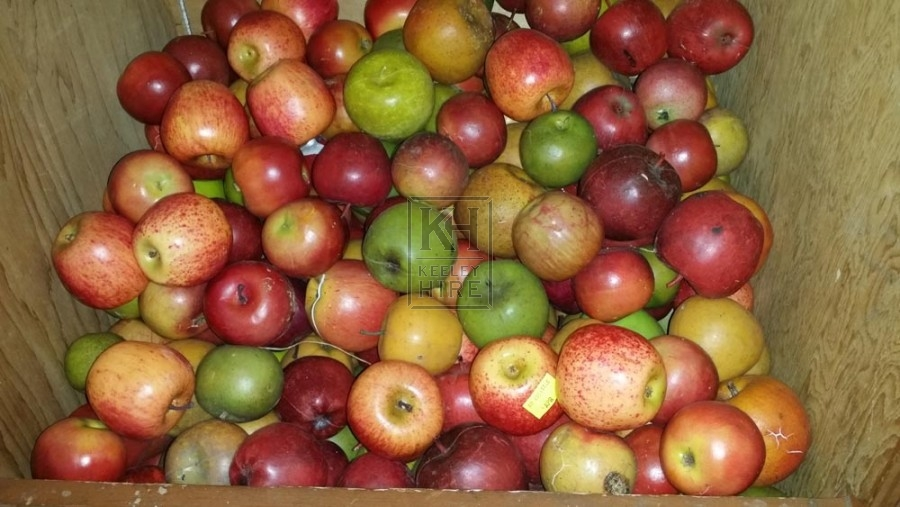 Apples - assorted