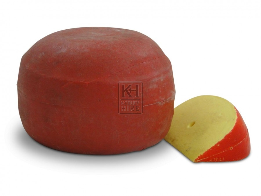 Edam Cheese - whole