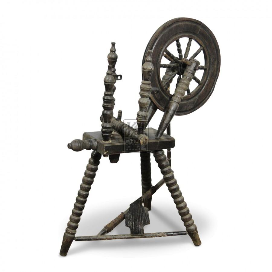 Spinning Wheel no2