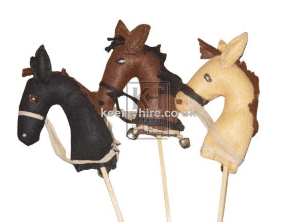 Miniature hobby horses