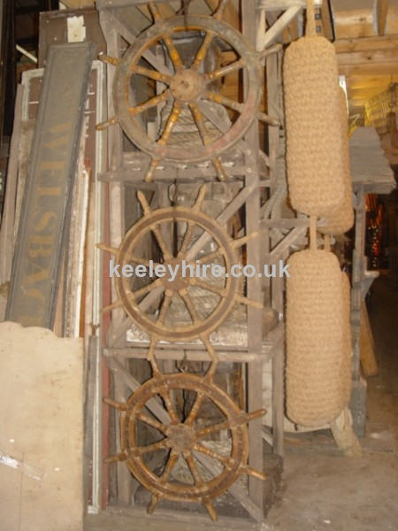Ships Wheel