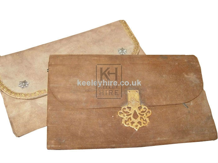 Leather Document Holders