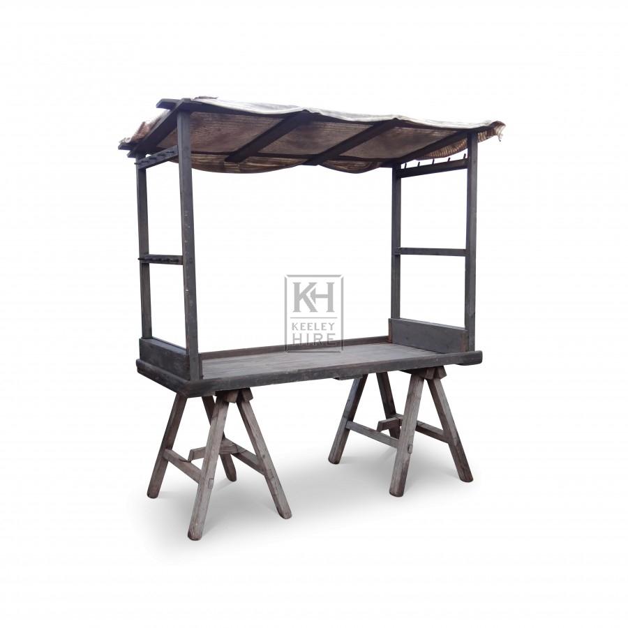 Prop Hire Market Stalls Amp Dressing Wooden Trestle
