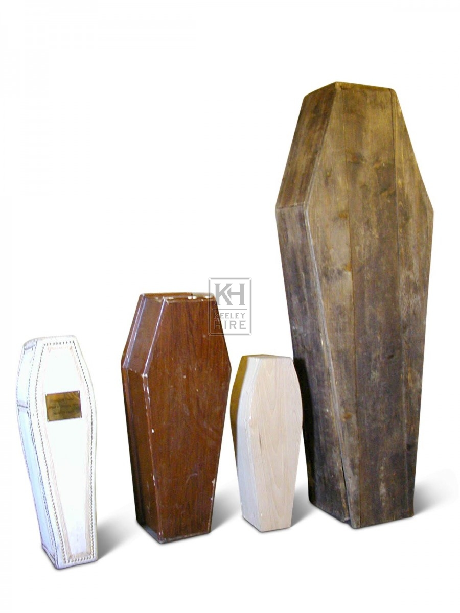 Coffins - Various