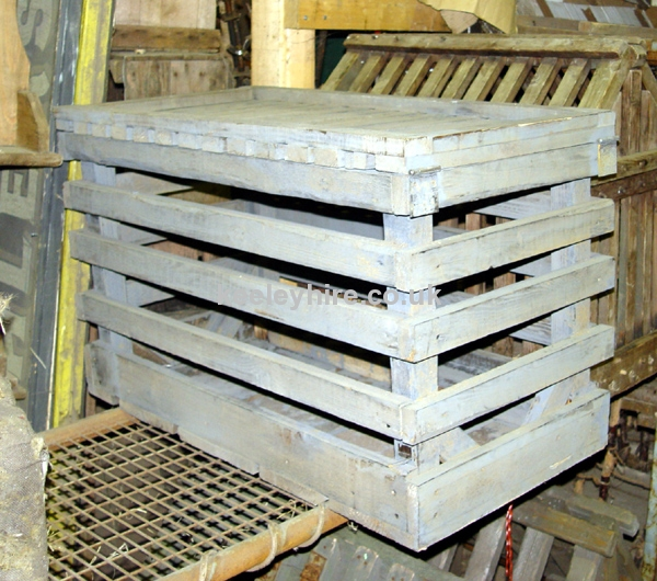 Wood duck cage