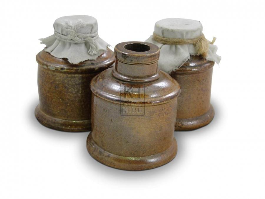 Small Ink Bottles