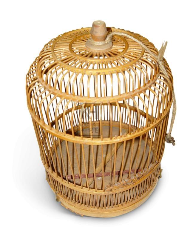 Dome top bird cage no1