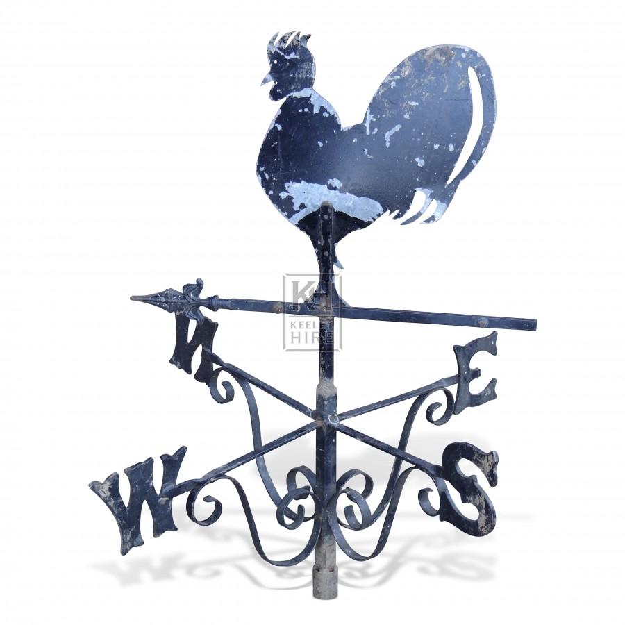 Cockerel Weathervane