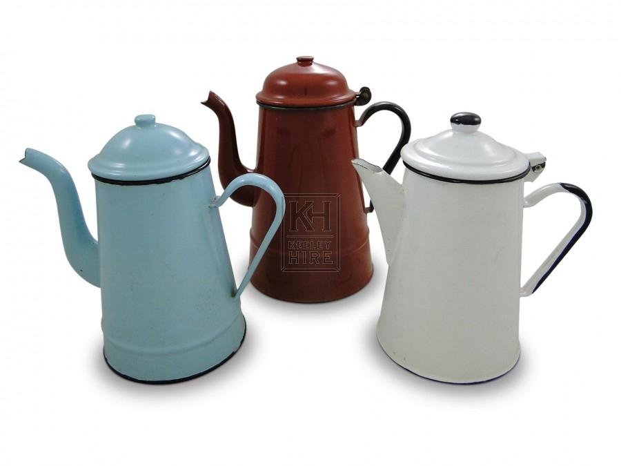 Large Coffee Pots