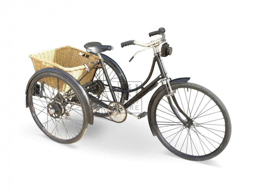 Period adults tricycle