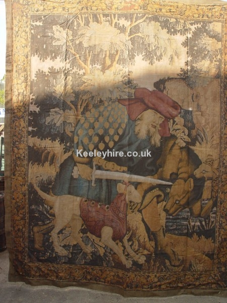 Large Tapestry no2