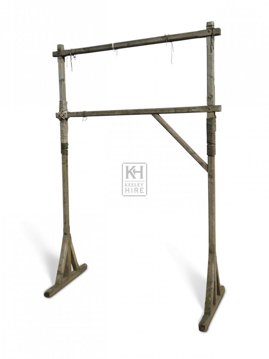 Freestanding Drying Rack