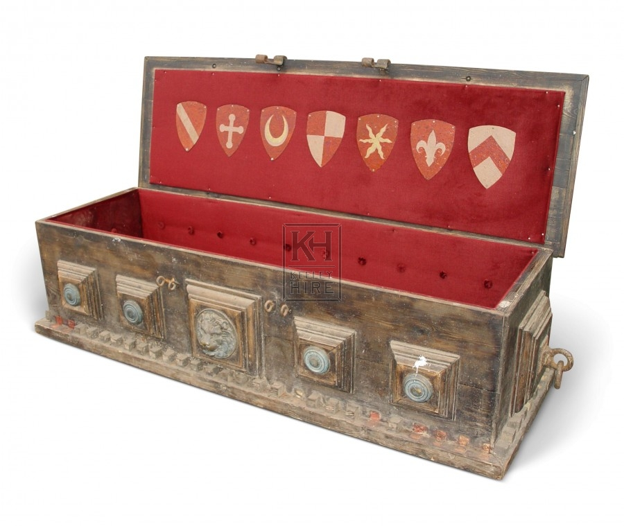 Low Coffer Chest