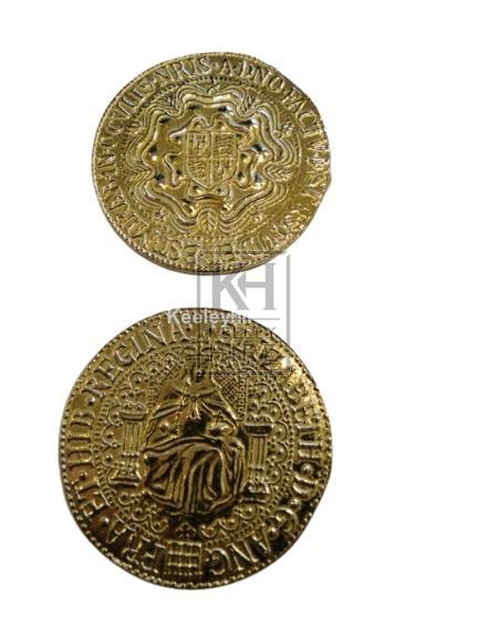 Elizabeth I Gold Sovereign
