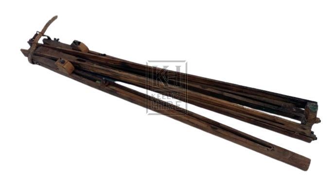 Folding Wooden Artist Easel