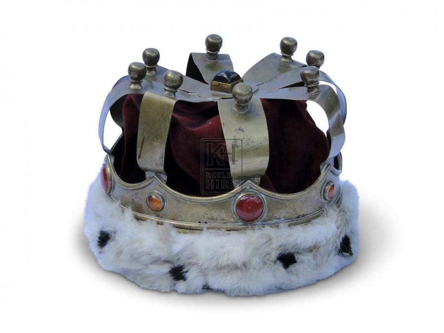 Crown Jewels - Period Kings Crown