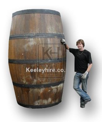 Very large barrel