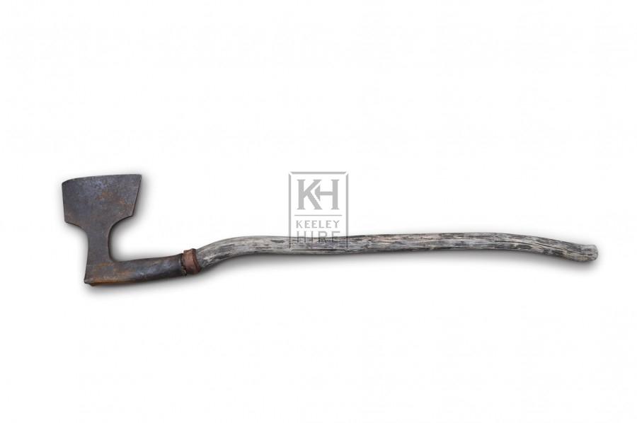 Long Handled Axe #3