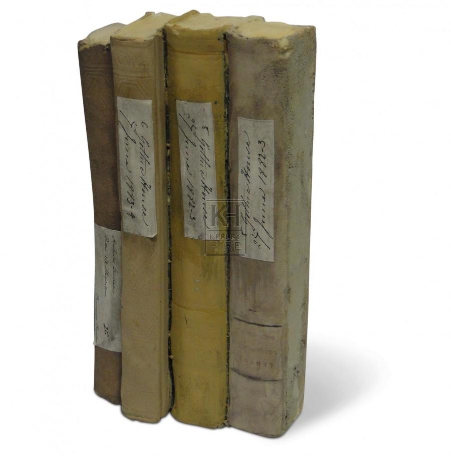 False Books Pale