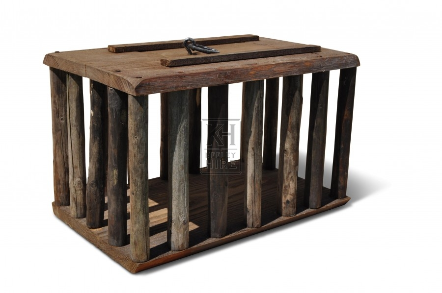Solid Rectangular Cage