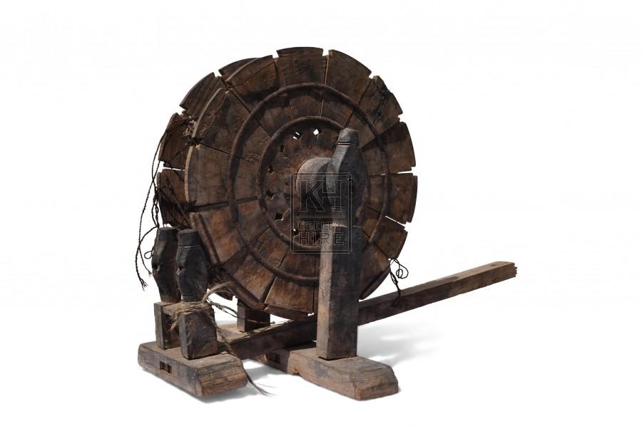 Spinning Wheel no5